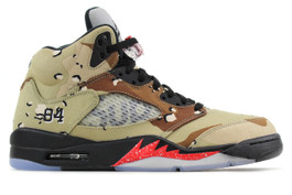 AIR JORDAN 5 RETRO SUPREME CAMO 2015