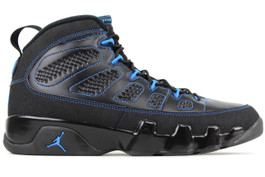 AIR JORDAN 9 RETRO PHOTO BLUE BLACK BOTTOM
