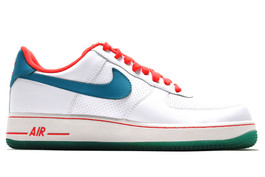 AIR FORCE 1 '07 ALL STAR 2011 ORANGE COUNTY (SIZE 9)