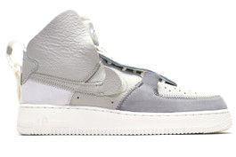 AIR FORCE 1 HIGH PSNY GREY (SIZE 7.5)