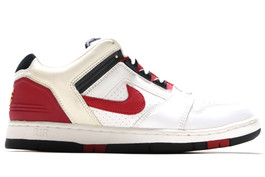AIR FORCE 2 LOW VARSITY RED
