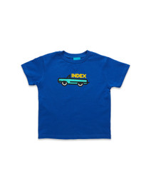 Index Kids Old School Tee  (Junior)
