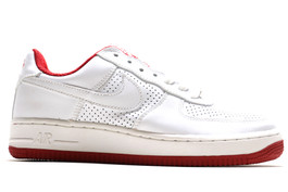 AIR FORCE 1 (GS) VARSITY RED
