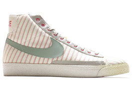 WMNS BLAZER MID LIGHT BONE