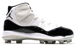 AIR JORDAN 11 RETRO MCS MOLDED CLEAT CC SABATHIA P.E