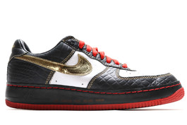 AIR FORCE 1 LOW I.D STUDIO 255 NEW YORK CITY (SIZE 9.5)