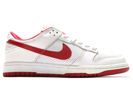 NIKE DUNK LOW VARSITY RED 2005