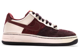AIR FORCE 1 (GS) BURGUNDY