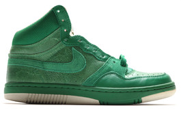 NIKE COURT FORCE HI PINE GREEN