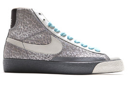WMNS BLAZER HIGH GREY 2008