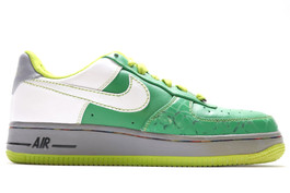 AIR FORCE 1 PREMIUM NS (GS) CLASSIC GREEN 2007