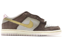 NIKE DUNK LOW (GS) CHINO