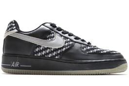 AIR FORCE 1 LOW PREM LE (GS) METALLIC SILVER