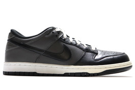 NIKE DUNK LOW MIDNIGHT FOG 2010