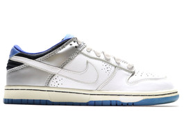NIKE DUNK LOW PREMIUM METALLIC SILVER
