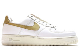 WMNS AIR FORCE 1 07' METALLIC GOLD