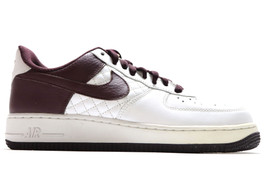 WMNS AIR FORCE 1 LOW DEEP BURGUNDY
