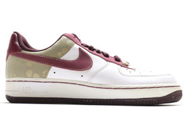 WMNS AIR FORCE 1 07'GARNET