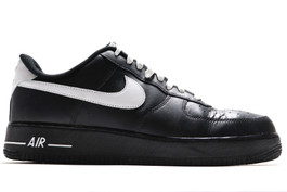 AIR FORCE 1 LOW NIKE BY YOU BLACK (SIZE 11)