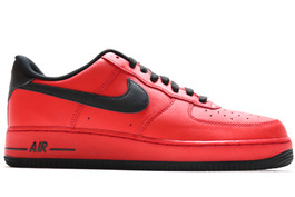AIR FORCE 1 NIKE BY YOU RED