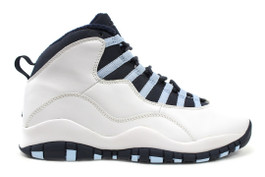AIR JORDAN 10 RETRO ICE BLUE 2005