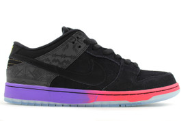 NIKE DUNK LOW PREMIUM SB QS BHM BLACK HISTORY MONTH
