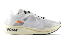 THE 10 : NIKE ZOOM FLY OFF WHITE (SIZE 7.5)