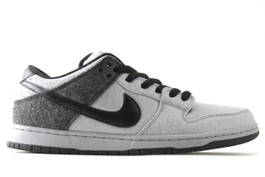 NIKE DUNK LOW PREMIUM SB  WOLF GREY