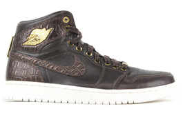 AIR JORDAN 1 PINNACLE BAROQUE BROWN (SIZE 13.5)