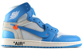 AIR JORDAN 1 X OFF-WHITE NRG UNC (SIZE 7)