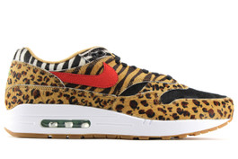 NIKE AIR MAX 1 DLX ATMOS ANIMAL PACK  (SIZE 8)