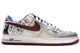 AIR FORCE 1 LOW LEBRON (SIZE 14)