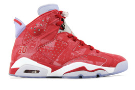 AIR JORDAN 6 RETRO X SLAM DUNK SAMPLE (SIZE 9)