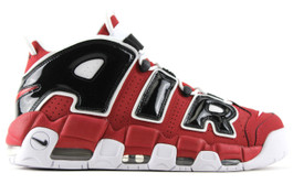 AIR MORE UPTEMPO BULLS HOOP PACK (SIZE 9)