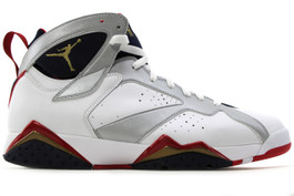 AIR JORDAN 7 RETRO OLYMPIC (2012) PROMO SAMPLE