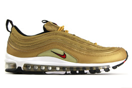NIKE AIR MAX 97 OG QS METALLIC GOLD 2017 (SIZE 14)