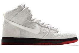 NIKE SB DUNK HIGH TRD QS WHITE SHEEP (SIZE 8.5)
