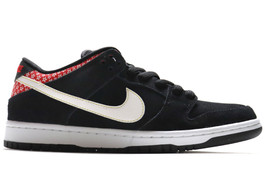NIKE DUNK LOW PREMIUM SB FIRE CRACKER 2013