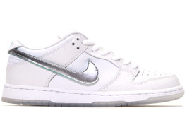 NIKE SB DUNK LOW PRO OG QS DIAMOND TIFFANY   WHITE