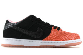 NIKE DUNK LOW PREMIUM SB SALMON FISH LADDER