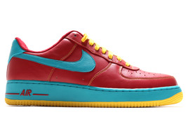 AIR FORCE 1 STUDIO 255 NIKE ID CONTEST ROSCO FROM THE NORT SAMPLE