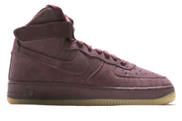 AIR FORCE 1 HIGH LV8 (GS) BURGUNDY