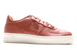 AIR FORCE 1 PRM EMB (GS) DUSTY PEACH