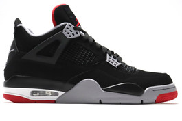 AIR JORDAN 4 BLACK CEMENT 2019  (SIZE 14)