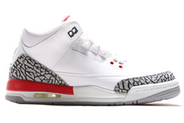 AIR JORDAN 3 RETRO GS BG KATRINA HOF 2018