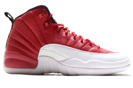 AIR JORDAN 12 RETRO BG (GS) GYM RED 2016