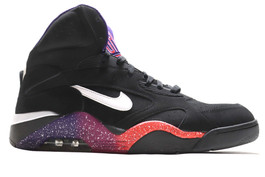 NEW AIR FORCE 180 MID COURT PURPLE (SIZE 13)