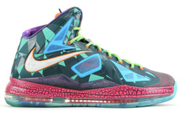 LEBRON X (10) WHAT THE MVP (SIZE 8)