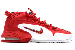 AIR MAX PENNY 1 UNIVERSITY RED 2011 (SIZE 11.5)