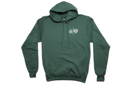 INDEX X DEADSTOCK HOODIE FOREST GREEN